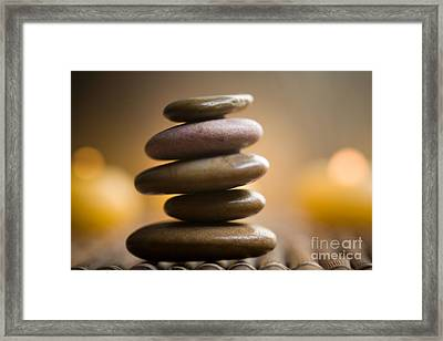 Wellness Framed Print