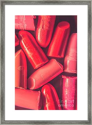 50 Shades Of Pink Framed Print by Jorgo Photography - Wall Art Gallery