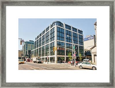 500 W 21st Street 5 Framed Print