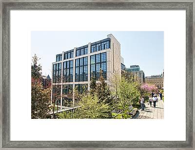 500 W21st Street 1 Framed Print