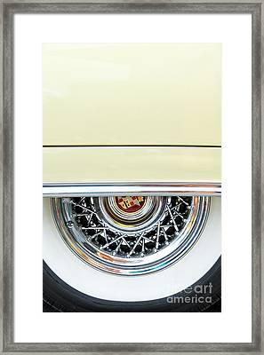 50s Cool Framed Print by Tim Gainey
