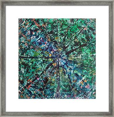 51-offspring While I Was On The Path To Perfection 51 Framed Print