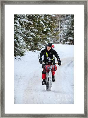 Arrowhead 135 Framed Print
