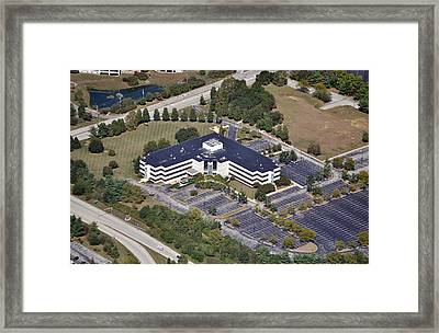 52 East Swedesford Road Malvern Pa 19355 Framed Print by Duncan Pearson