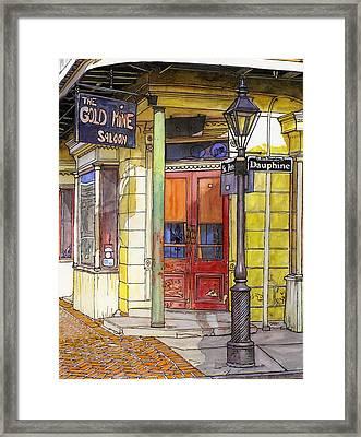 52 Framed Print by John Boles