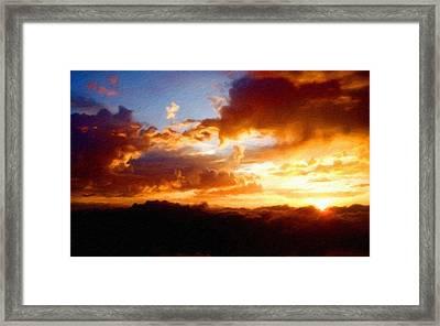 Landscape Hd Framed Print