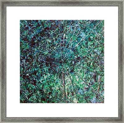 52-offspring While I Was On The Path To Perfection 52 Framed Print