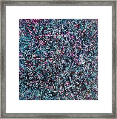 53-offspring While I Was On The Path To Perfection 53 Framed Print