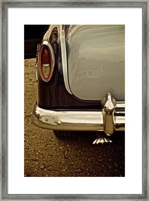 54 Bel Air Framed Print by Odd Jeppesen