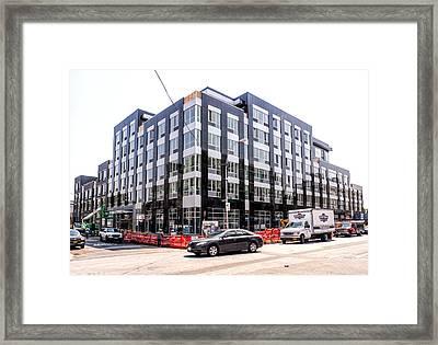 544 Union 4 Framed Print