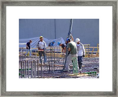 544 Union C1 Framed Print