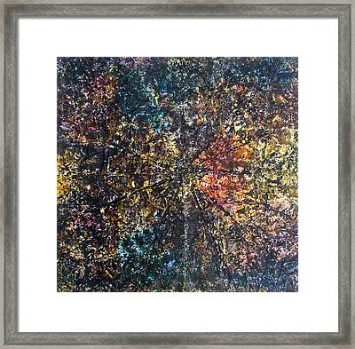 55-offspring While I Was On The Path To Perfection 55 Framed Print