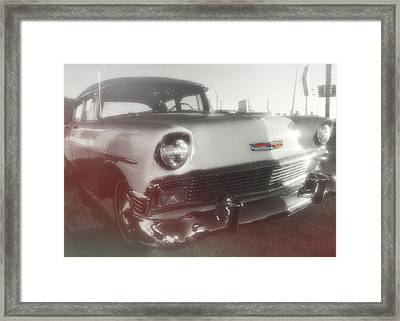 56 Belair In Memphis Framed Print by JAMART Photography