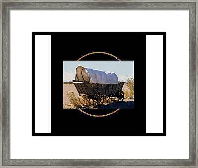 Digital Artistry Framed Print by Stephen Proper Gredler