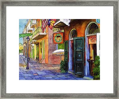 56 Framed Print by John Boles