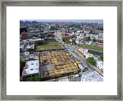 568 Union 1 Framed Print