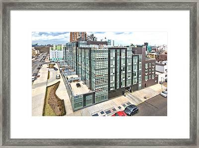 568 Union 4 Framed Print