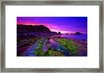 By Nature Framed Print