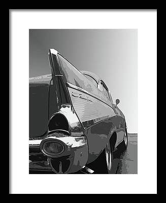 Dick Goodman Framed Prints
