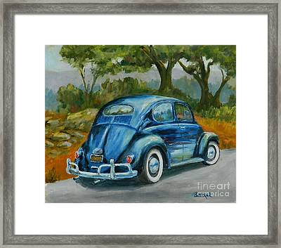 57 Vee Dub Framed Print by William Reed