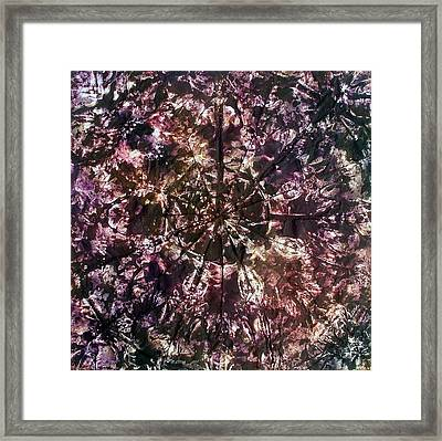 58-offspring While I Was On The Path To Perfection 58 Framed Print