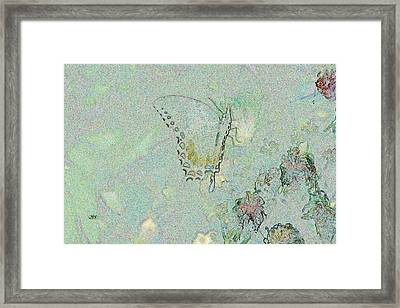 5872 3 Framed Print by Jim Simms