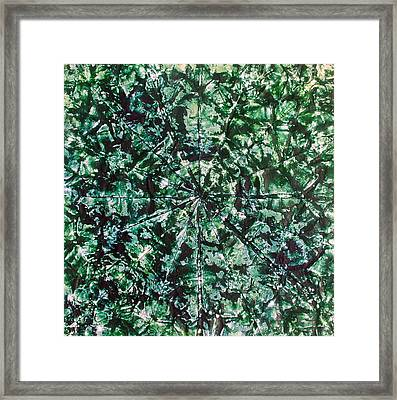 59-offspring While I Was On The Path To Perfection 59 Framed Print