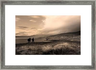 5th Wheel Framed Print