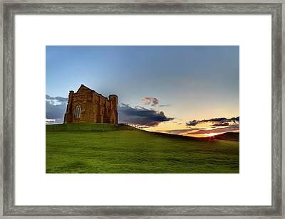 Abbotsbury - England Framed Print by Joana Kruse