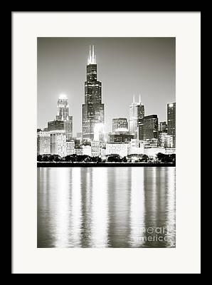 Willis Tower Framed Prints