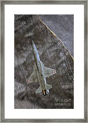 f5 Framed Print by Angel  Tarantella