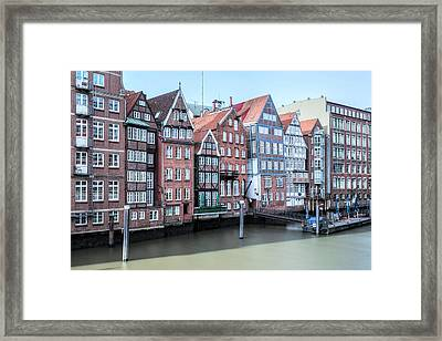 Hamburg - Germany Framed Print