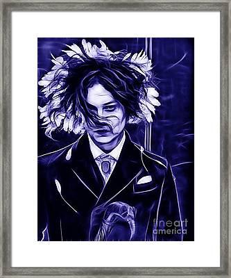 Jack White Collection Framed Print