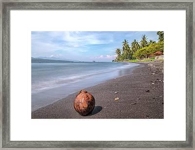 Ketapang - Java Framed Print by Joana Kruse
