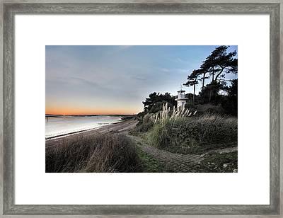 Lepe - England Framed Print by Joana Kruse