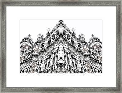 London Building Framed Print