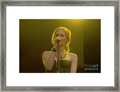The Cardigans Framed Print