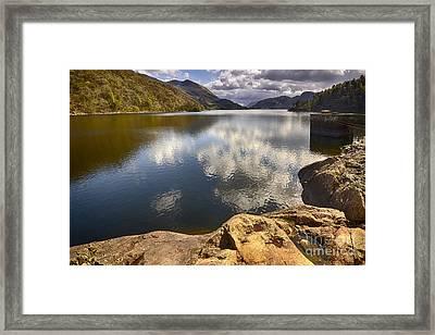 Thirlmere Framed Print by Nichola Denny