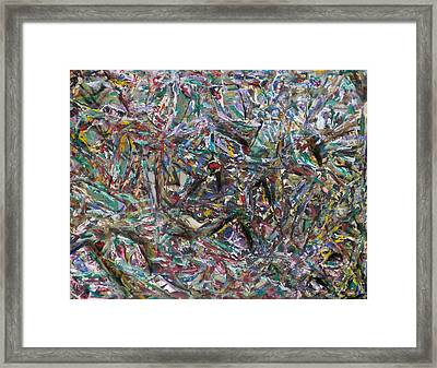 Untitled Framed Print by Dylan Chambers