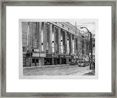 60 Carlton Framed Print by Duncan  Way