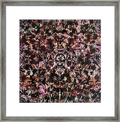 60-offspring While I Was On The Path To Perfection 60- Framed Print