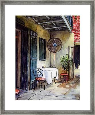 61 Framed Print by John Boles