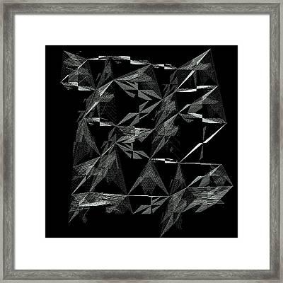6144.2.32 Framed Print by Gareth Lewis