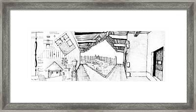 6.16.hungary-2-detail-f Framed Print by Charlie Szoradi