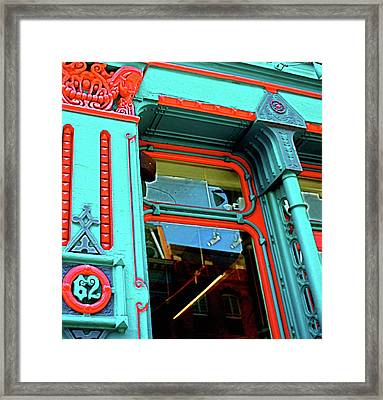 62 Framed Print by Alison Mae Photography