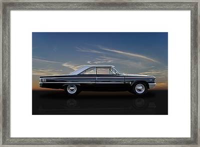 63 Ford Galaxie 500xl Framed Print