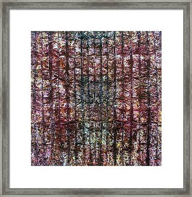 63-offspring While I Was On The Path To Perfection 63 Framed Print