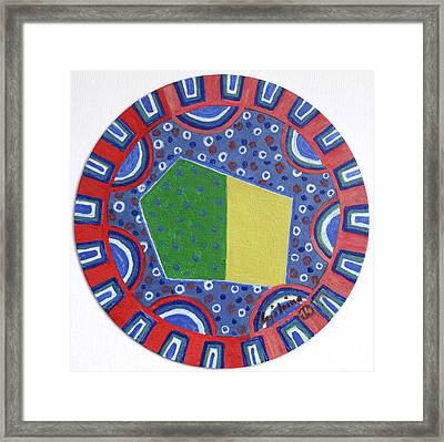 Yet Untitled Framed Print by Heidi Capitaine
