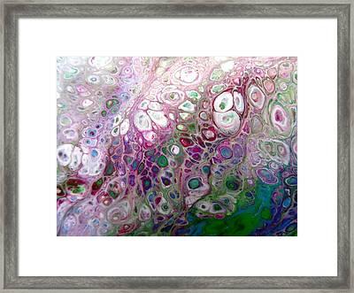 #630 Framed Print