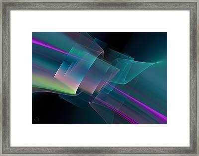 638 Framed Print by Lar Matre
